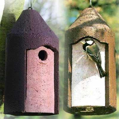2M Caja nido para herrerillos y carboneros