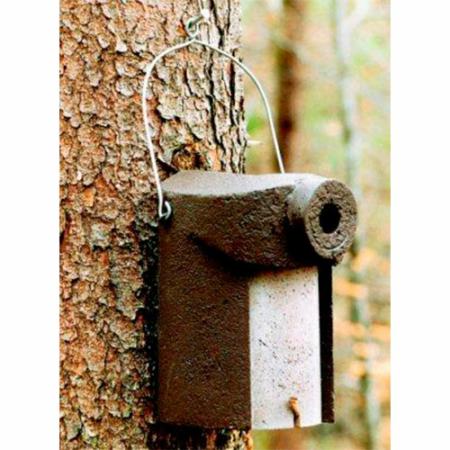 3SV Caja nido para estornino o torcecuellos
