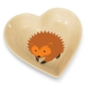 "ILH-D ""I Love Hedgehogs"" Ceramic Dish"" Comedero de cerámica"