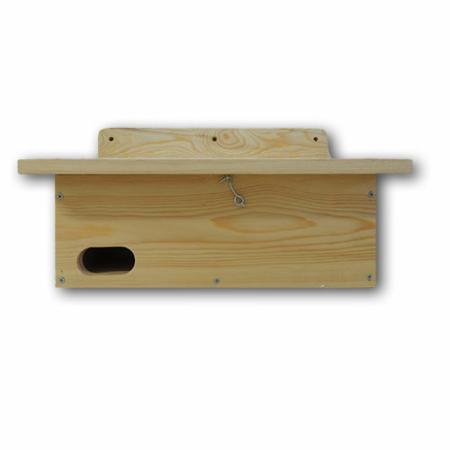 Caja nido para vencejo
