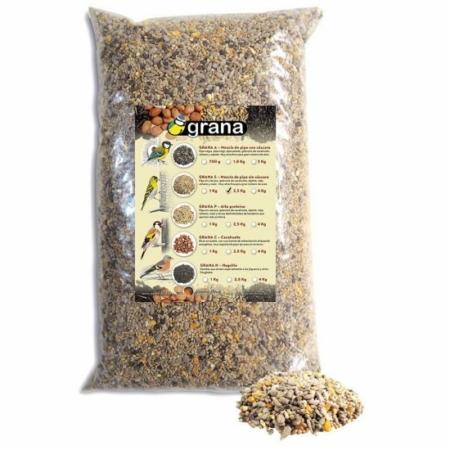 Mezcla de semillas sin cáscara Grana-S